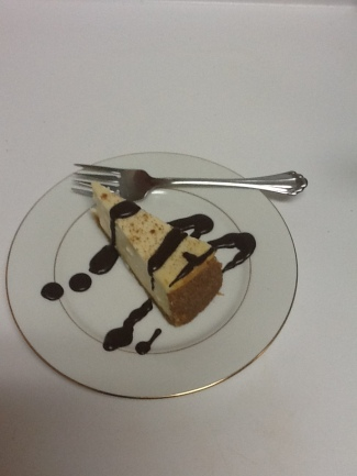 Cheescake & chocolate 4